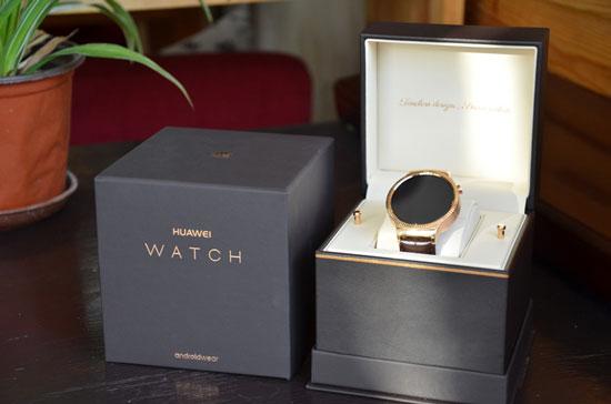 華為WATCH-包裝