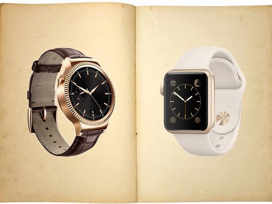 與蘋果手錶的比較