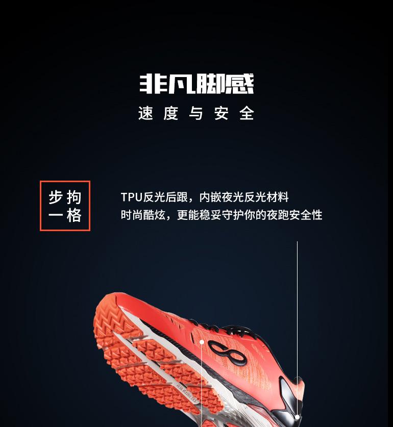 咕咚智能跑鞋2.0-硬蛋发现/