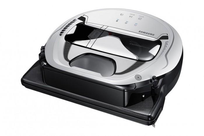三星推出两款星球大战主题机器人吸尘器-硬蛋资讯/