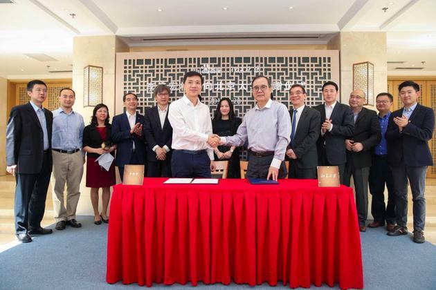 李彦宏夫妇向北大捐赠6.6亿元