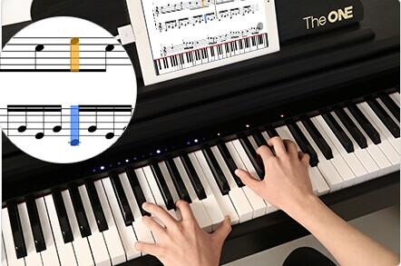 heONE智能钢琴