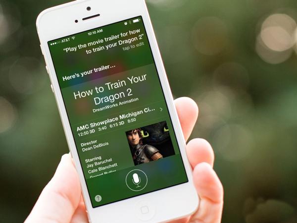 伟大的苹果显然不满足于仅仅这样,他们正准备把siri接入代接电话的新图片