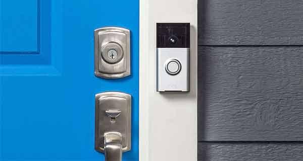 导语:ring可视门铃连接家里的无线网络,把音频和视频输送到用户的