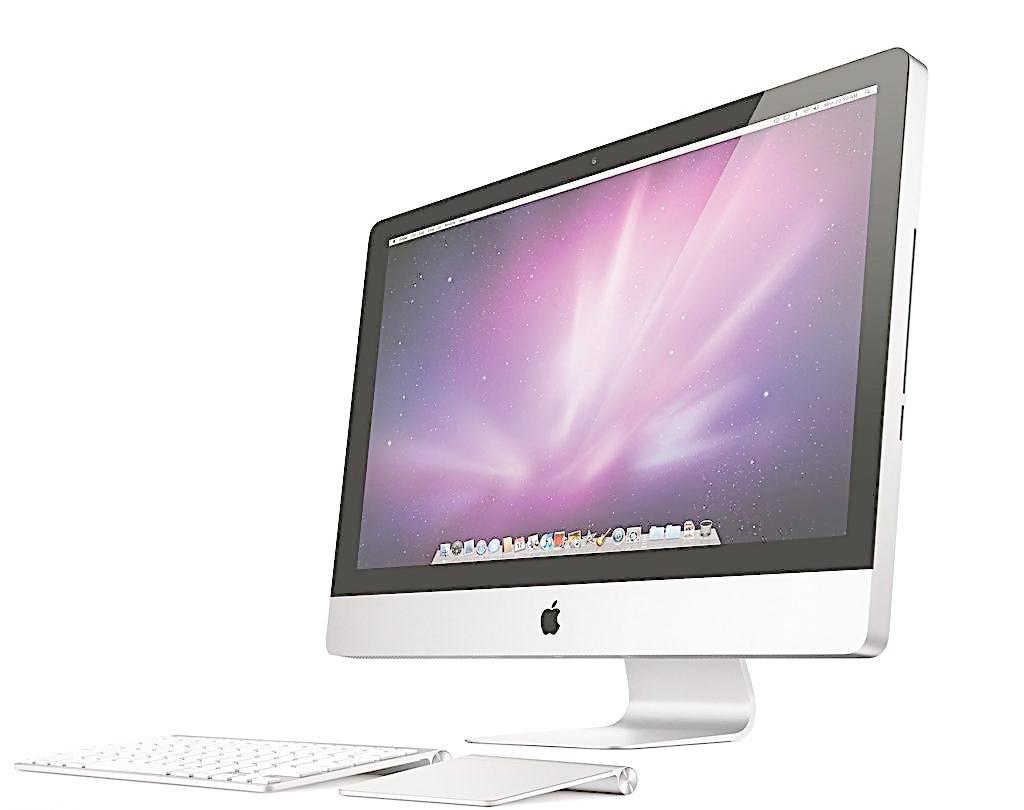 苹果mac电脑图片