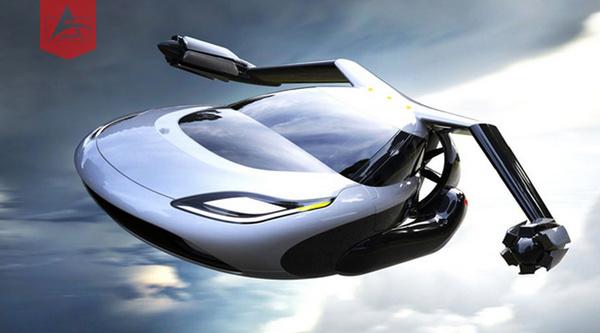 未来科技的飞行汽车到底有多牛