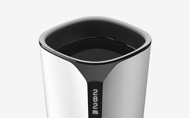 Cuptime二代水杯 饮水监控精确到 2毫升 ,然并卵