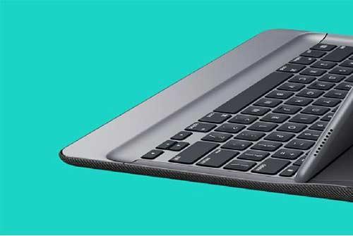 果粉们又激动了 ipad pro外界苹果键盘啦