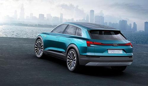 """新能源电动汽车在法兰克副车展上的""""亮点"""""""