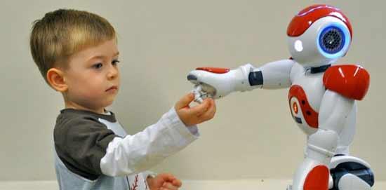 让智能机器人走进自闭症儿童的内心世界