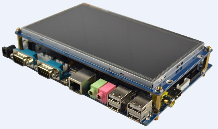 TQ210v4配7寸LCD屏套装