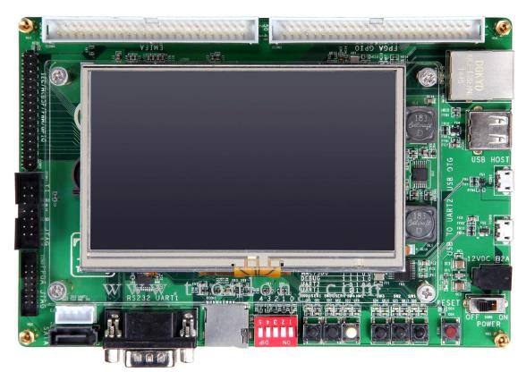 TL138F-EasyEVM开发板