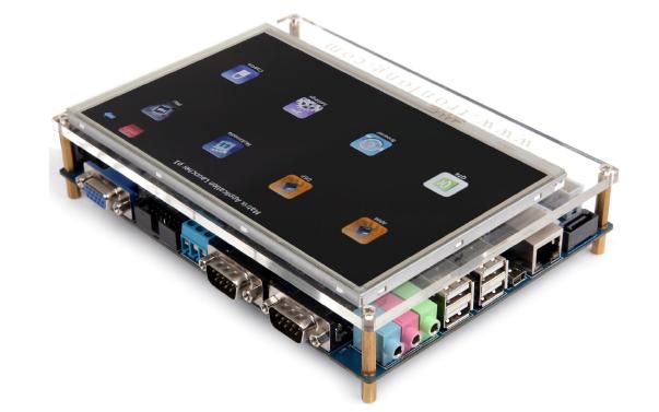 TL6748-EVM开发板