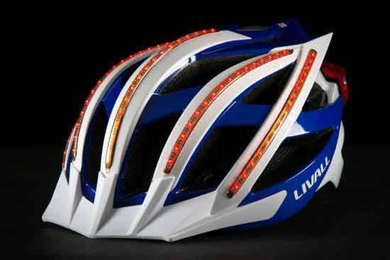 可接电话的自行车头盔livall bling cycling
