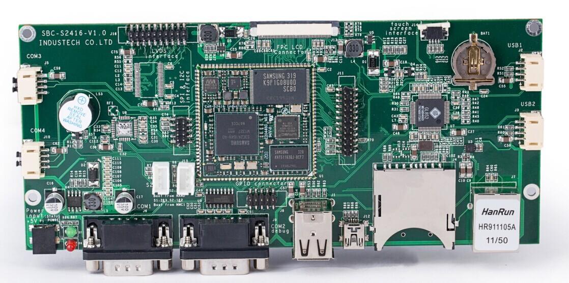 SBC_S2416开发板