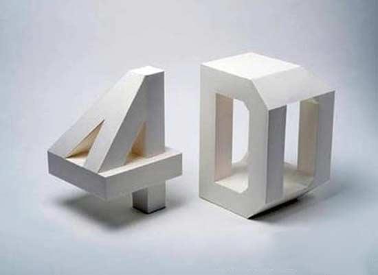则是4d打印技术的