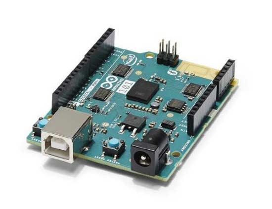 搭载英特尔curie芯片的智能硬件开发板将于明年初