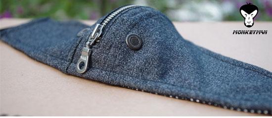 这款口罩有石墨黑和星空灰两种颜色可供选择
