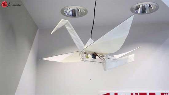 无人机:3d打造会飞的千纸鹤