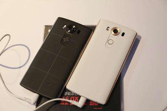 lg v10智能手机