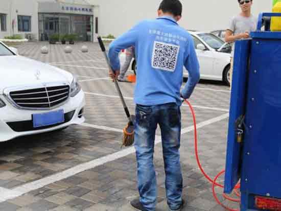 客服回复称到店洗车不需要预约