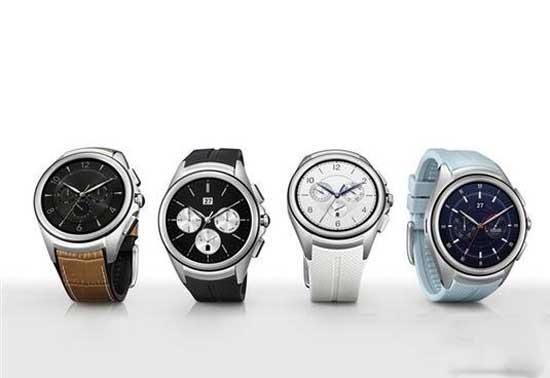 lte版lg首款智能手表11月13日上市 售300美元
