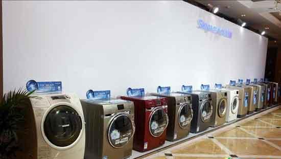 "i-health智能控制系统的创维""i-dd变频""滚筒洗衣机"