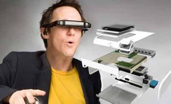 智能眼镜和机器人
