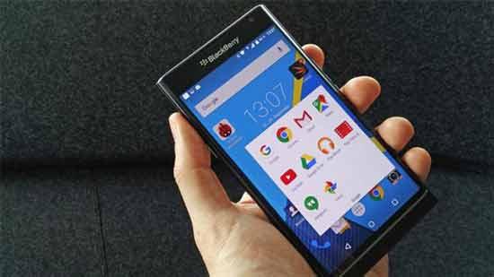 黑莓智能手机priv评测