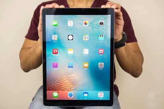 [硬蛋晚报]苹果公司承认ipad pro屏幕假死 无解决方案