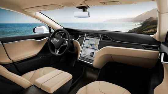 15科技产品 特拉斯无人驾驶汽车居首位图片