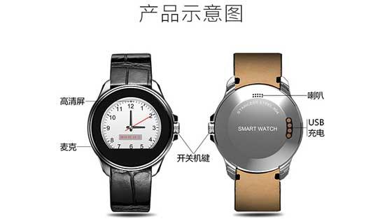 sw28智能手表 改变生活先改变生活方式-硬蛋网