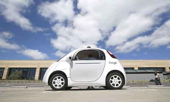 谷歌有办法解决无人驾驶汽车造价太贵的问题高清图片