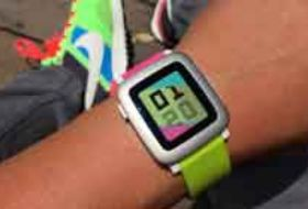 Pebble称手表销量翻番 苹果是催化剂而非杀手-硬蛋网