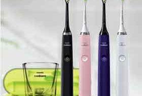 健康从齿开始 飞利浦发布Sonicare电动牙刷-硬蛋网