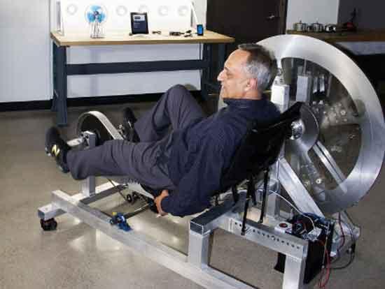 electric电动自行车:能充当小型发电机
