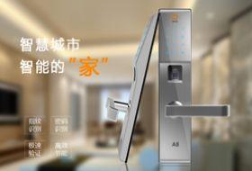 德尔纹A8超级智能锁防盗门-硬蛋网