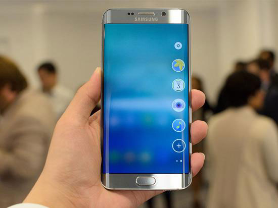 Galaxy S6 edge-安卓6.0将拓展Galaxy edge曲面屏幕功能