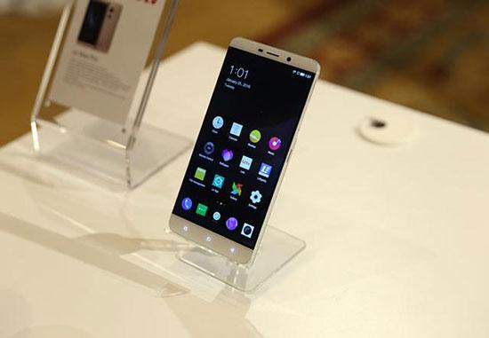 乐视手机2015年总销量超过400万台 明年将翻3倍多