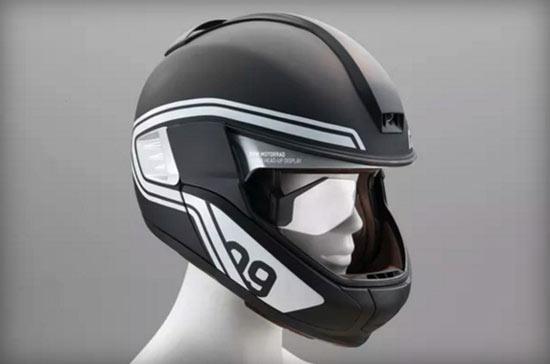 宝马摩托车头盔