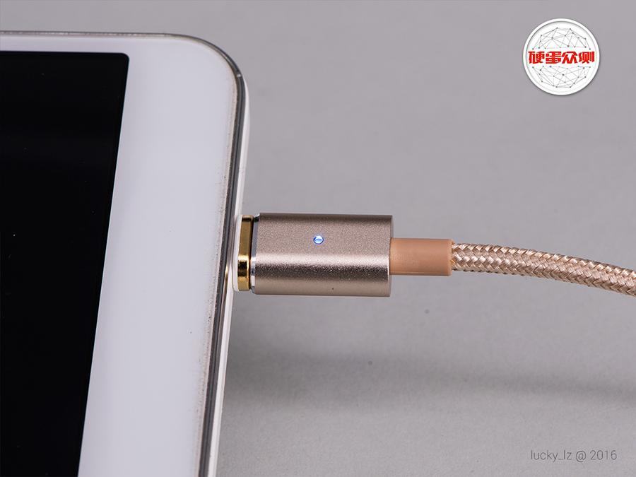 苹果充电线结构图
