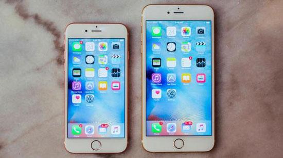 iphone6s     苹果在去年9月发布了iphone6s和