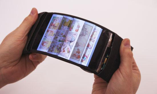 柔手机原型机问世你绝对猜到它有多长