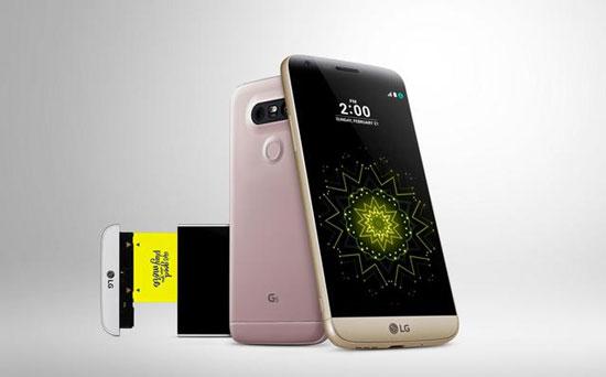 LG G5预订时间公布 港版约售4700元
