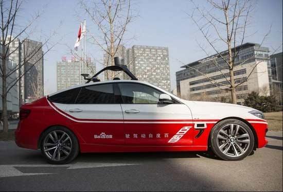 百度拟在美国测试无人驾驶汽车