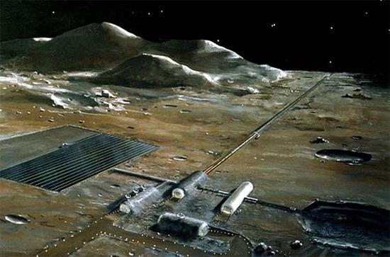 在月球上建房子 俄國科學家打算這樣做