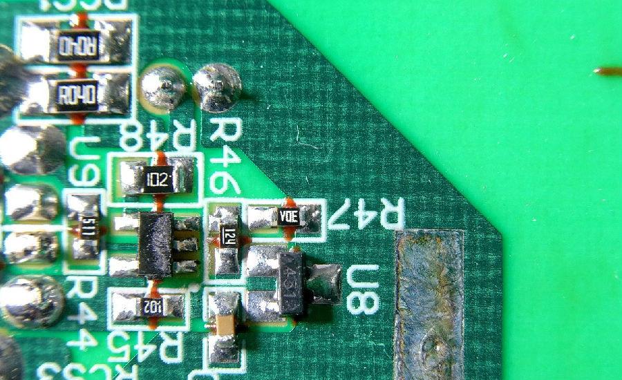 构成充电显示电路.
