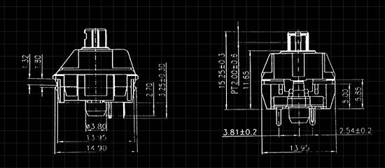 机械图纸角符号大全