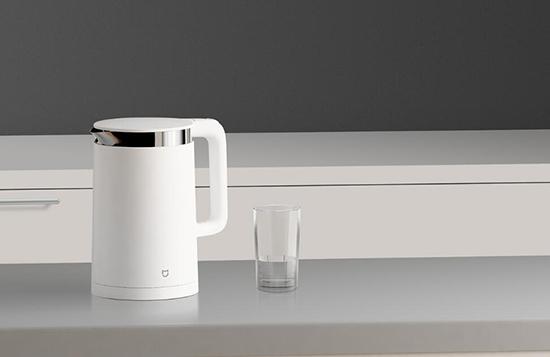 温控器 米家恒温电水壶采用英国