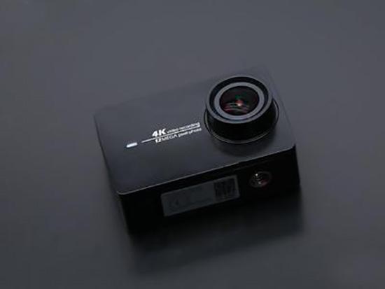 蚁4k运动相机亮相图片